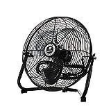 TPI Corporation CF-12 Commercial Workstation Floor Fan, 12' Diameter, 120 Volt