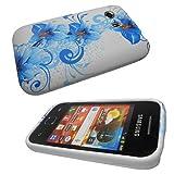 caseroxx TPU-Carcasa para Samsung S5360 Galaxy Y, Carcasa (TPU-Carcasa en Multicolor)