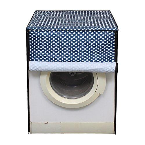 Glassiano Washing Machine Cover for IFB 6.5 kg Front Load Senorita Aqua VX Washing Machine, Multicolor