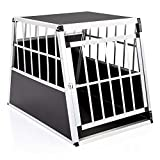 COZY PET Aluminium Car Dog Cage 6 Travel Puppy Crate Pet Carrier Transport Model ACDC05. (We do not ship to <span class='highlight'>Northern</span> <span class='highlight'>Ireland</span>, Scottish Highlands & Islands, Channel Islands, IOM or IOW.)