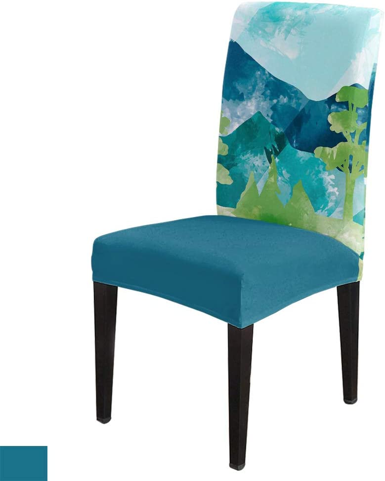 Dining Max 83% OFF Courier shipping free shipping Chair Covers 8 Pack Parsons Removabl Stretch
