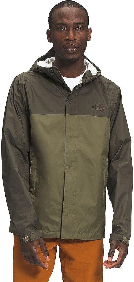 The North Face Men's Venture 2 Waterproof Hooded Rain Jacket