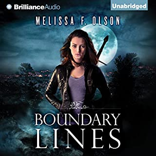 Boundary Lines audiobook cover art