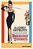 Breakfast at Tiffany's Poster Audrey Hepburn (61cm x