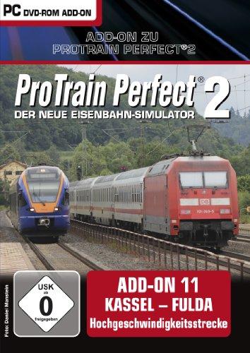 Pro Train Perfect 2 - AddOn 11 Kassel - Fulda - [PC]