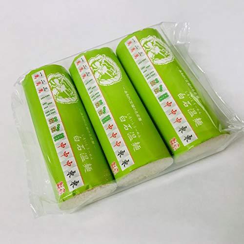 麻雀柄白石温麺 1袋・300g