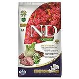 FARMINA N&D CANE DIGESTION LAMB CON AGNELLO, QUINOA, FINOCCHIO MENTA E CARCIOFO DA 2,5 KG