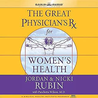 The Great Physician's Rx for Women's Health audiobook cover art
