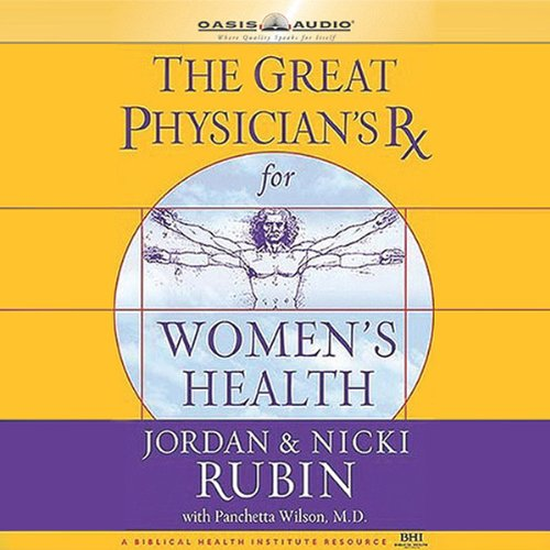 The Great Physician's Rx for Women's Health cover art