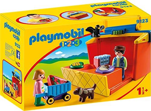 Playmobil 9123 - Mein Marktstand zum Mitnehmen