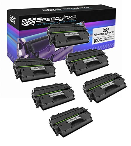 Speedy Inks Compatible Toner Cartridge Replacement for Canon 119 II 3480B001AA 119 High-Yield (Black, 6-Pack)