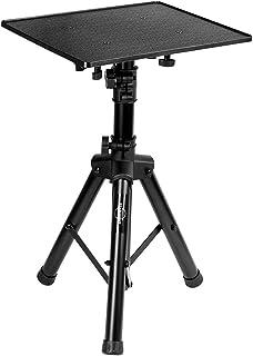 Starument Laptop Stand - Tripod Floor Stand for Computer, Projector, DJ Equipment, Studio Accessories - Light & Portable, ...