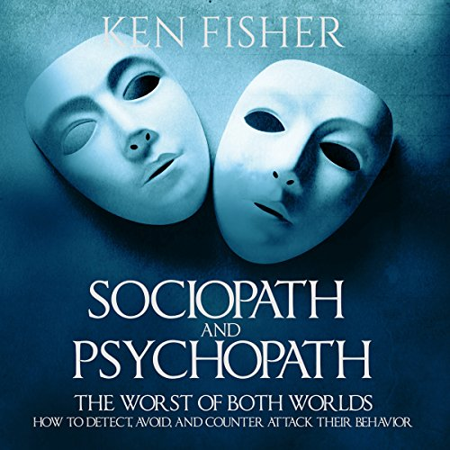 Sociopath and Psychopath cover art