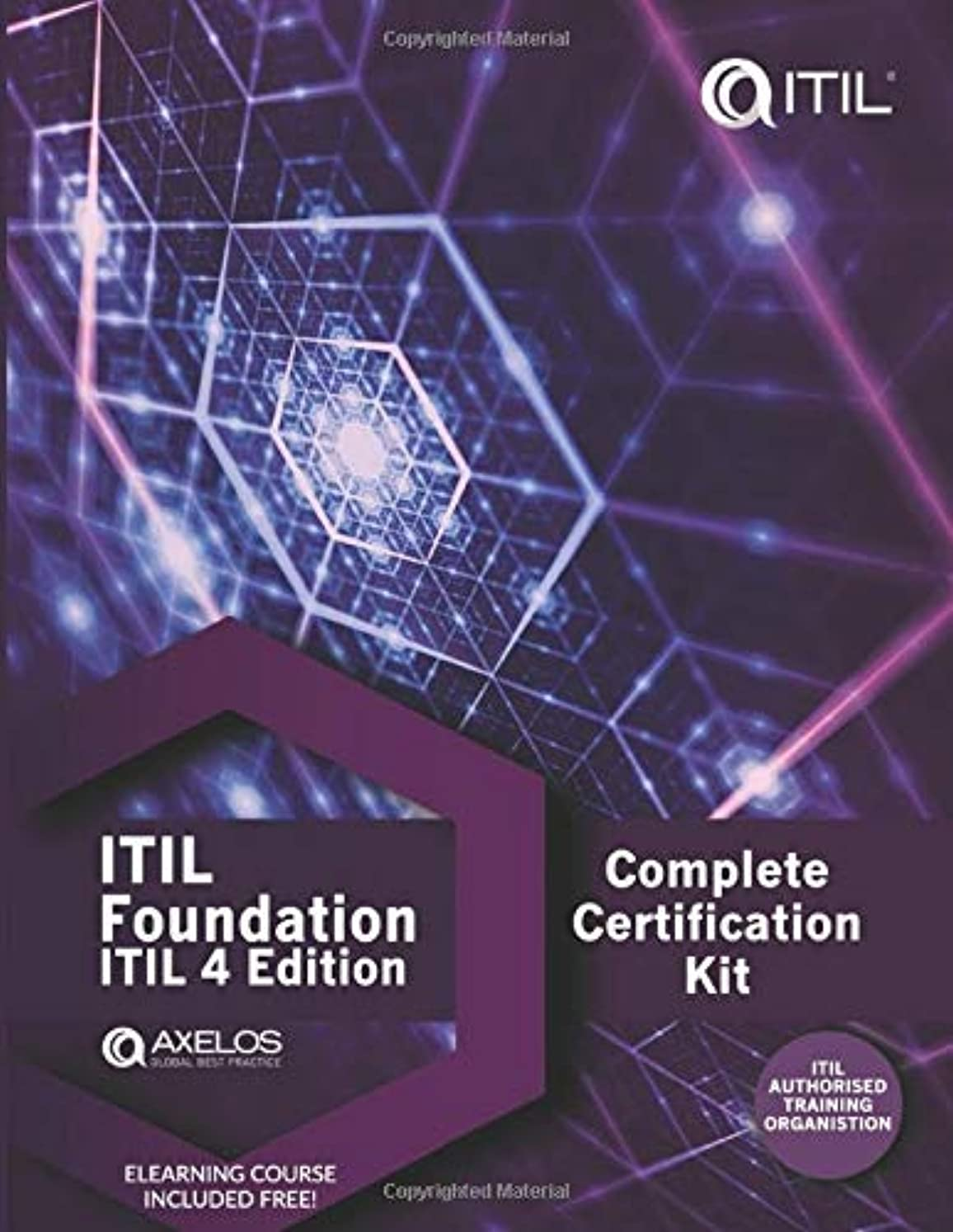 ベイビー狂信者緩やかなITIL4 Foundation Complete certification kit (ITIL 4 Foundation)