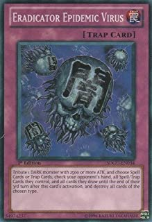 Yu-Gi-Oh! - Eradicator Epidemic Virus (SDGU-EN034) - Structure Deck 21: Gates of the Underworld - 1st Edition - Common