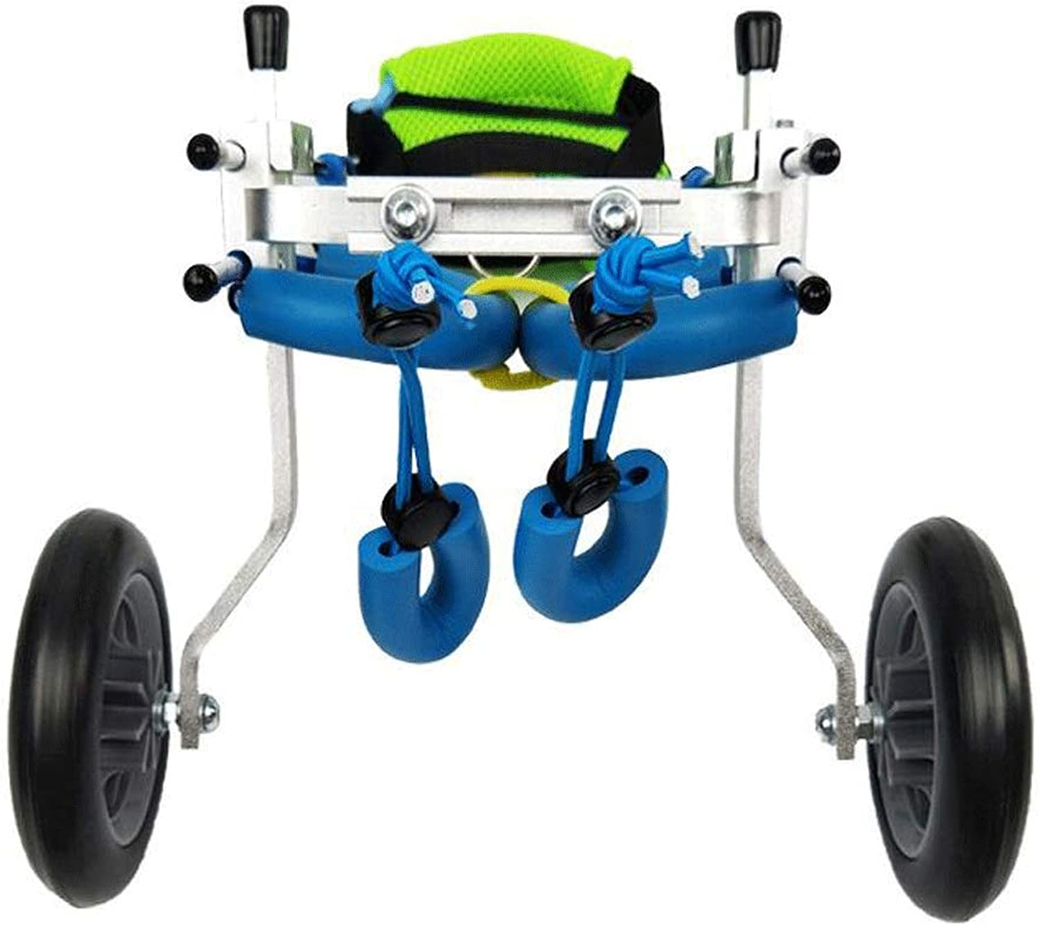 Pet wheelchair,Elderly Dogs Scooters Disabled Dogs Auxiliary Leg Exercises Dogs Cats Cars (Size   XXS)