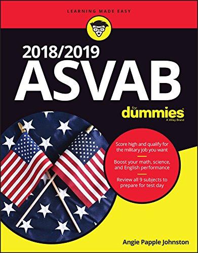 Johnston, A: 2018 / 2019 ASVAB For Dummies