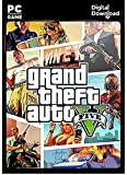 Grand-Theft-Auto: 5 Digital Download (No DVD/CD) - [Instant Email Delivery] - Full PC GAME Fully Tested & Working Game Available for PC Platform (Updated Version contains all latest Dlc's) [ For any Inquiry, Please Contact Our Customer Support at Wha...