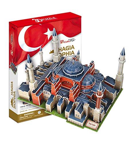 Ayasofya Hagia Sophia 3D Puzzle rompecabezas