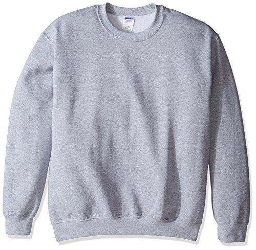 Gildan Men's Heavy Blend Crewneck Sweatshirt - X-Large - Sport Grey