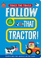 Follow That Tractor! (Trace the Trails)