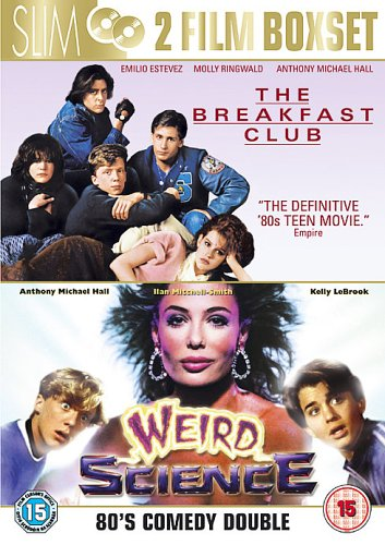 Breakfast Club / Weird Science [2 DVDs] [UK Import]