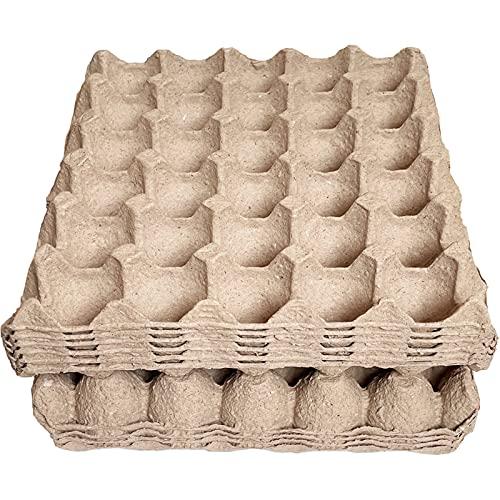 A'sTool 卵トレー 卵パック 紙製 コオロギ デュビア 昆虫飼育 10枚セット