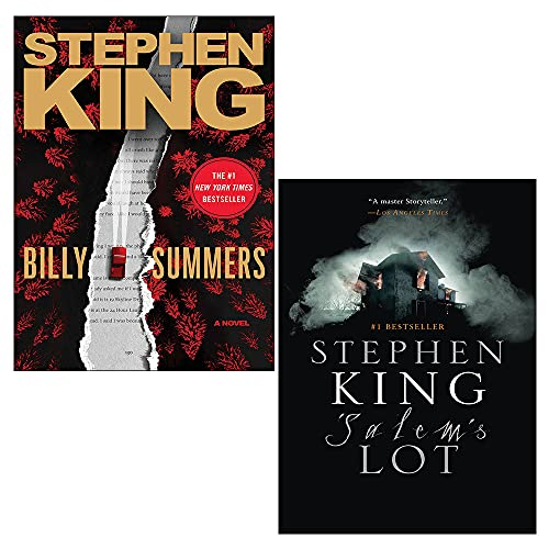 Stephen King 2 Books Collection Set (