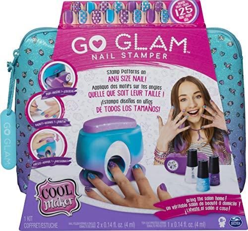 Cool Maker GO GLAM Nagelstudio für Fingernägel mit Motiv
