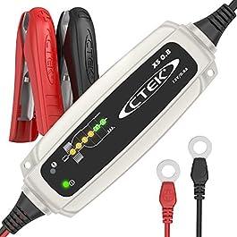 CTEK XS 0.812V 1.2A–32A Chargeur de Batterie 6 étapes