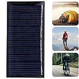 FECAMOS Panel de energía Solar de Carga al Aire Libre de silicio...