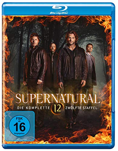 Supernatural - Staffel 12 [Blu-ray]