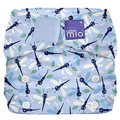Bambino Mio Miosolo All-in-One Cloth Diaper, Dragonfly Daze