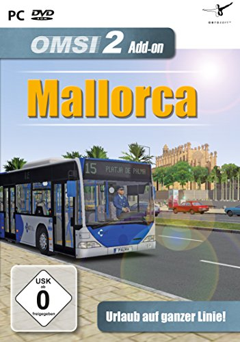 OMSI 2 - Szenerie Mallorca (Add-On)