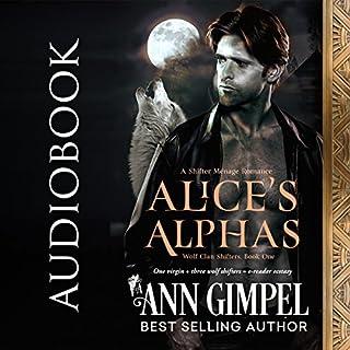 Alice's Alphas audiobook cover art