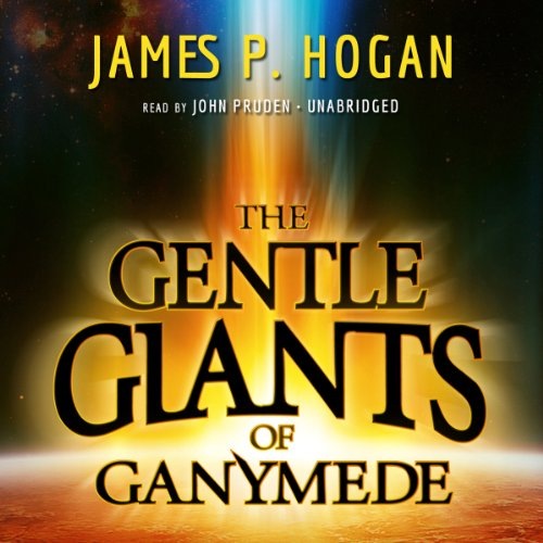 The Gentle Giants of Ganymede Titelbild