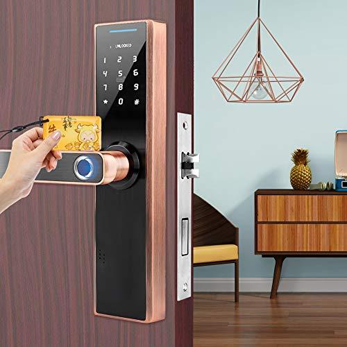 Fingerprint Door Lock, Widely Used Security Code Lock Proof Cabinet...