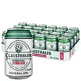 【予約】ドイツ産 ノンアルコールビール クラウスターラー 330ml×24本 ノンアル ビールテイスト ケース販売 ビアテイスト 長S 9月下旬~10月上旬発送予定