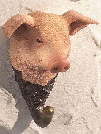 discount Pig Wall Sales results No. 1 Hook