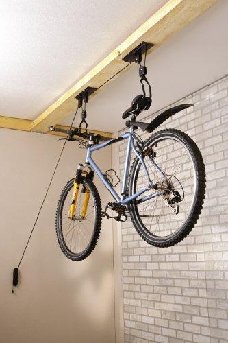 Mottez Support rangement plafond Lève-vélo