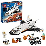 LEGO-City La navette spatiale Enfant de 5 Ans et Plus, Jouet de Construction, 273 Pièces 60226