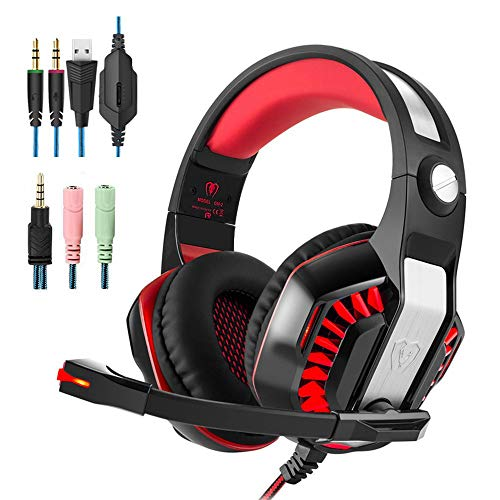 PS4 Gaming Headset   Xbox One Headset  Xbox One S Headset with Microphone VOTRON Over Ear Stereo...