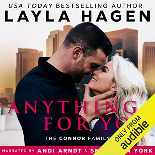 Anything for You audiobook cover art
