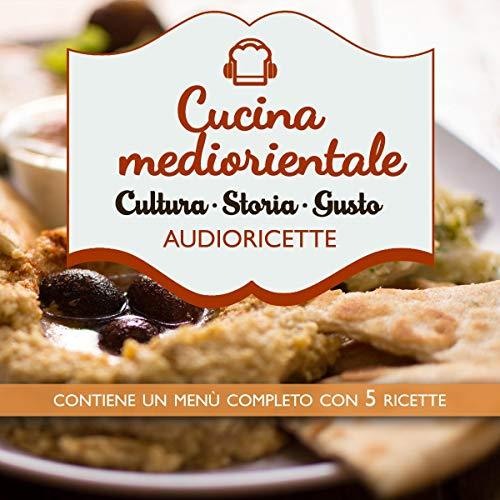 Cucina mediorientale copertina