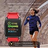 Zoom IMG-2 halfsun fitness tracker orologio braccialetto