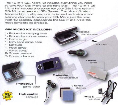 The Ultimate GBA Micro Starter K...