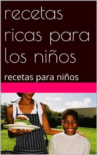 libro con recetas para peques