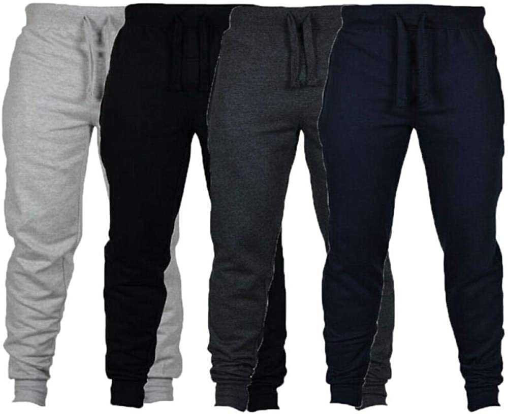 Shuangklei high Miami Mall Waist Mens Jogger Pants Special price Active Terry Sweatpants