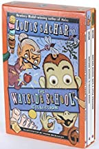 Wayside School Boxed Set: Wayside School Gets a Little Stranger, Wayside School is Falling Down, Sideway Stories from Wayside School by Sachar, Louis (2004) Paperback