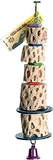 Polly's Cactus Tower Pet Bird Toy, Medium